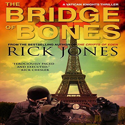 The Bridge of Bones audiobook cover art