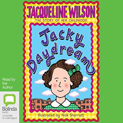 Jacky Daydream audiobook cover art