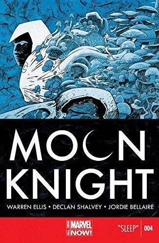 Amazon.com: Moon Knight (2014-2015) #4 eBook: Ellis, Warren ...