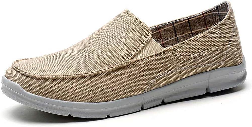 Large discharge sale Ranking TOP18 LANCROP Men's Slip On Loafer-Comfortable Deck Walking Shoes Boat