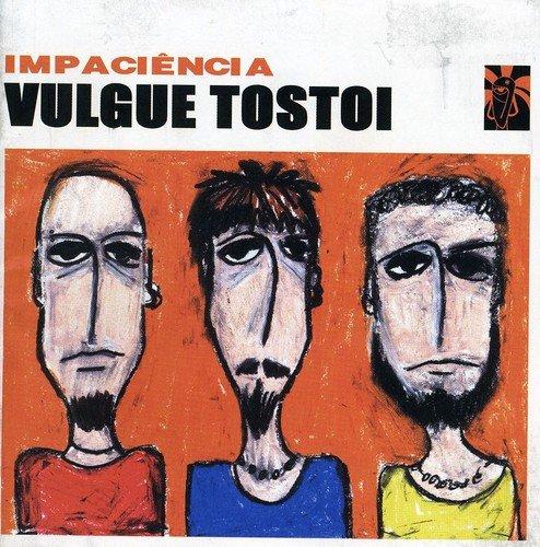 Vulgue Tolstoi Impaciência - novo lacrado original