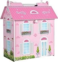 WOOMAX - Casa de muñecas de madera (ColorBaby 85295)