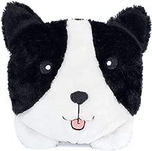 ZippyPaws - Bun Matching Dog Breed Plush Pillow Dog Toy