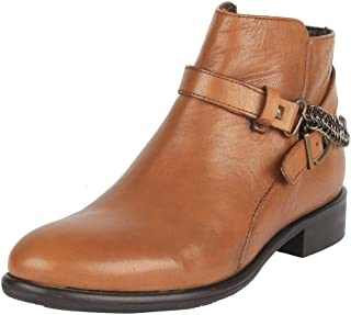 SaltnPepper14-482 England Almond Leather Boots