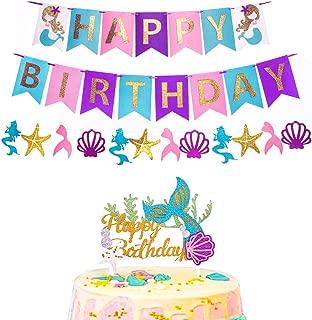 Best happy birthday little mermaid images Reviews