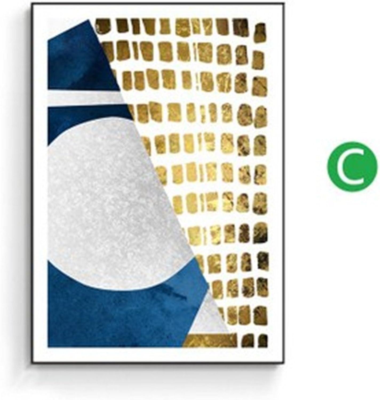 marca famosa WUTONGmoderna Pintura Decorativa geométrica Abstracta Sala de EEstrella sofá sofá sofá Fondo de la Parojo de Entrada Fresco nórdico Hotel Fresco (40  60 cm), c  Envio gratis en todas las ordenes