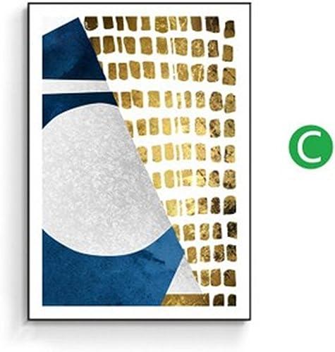 al precio mas bajo WUTONGmoderna WUTONGmoderna WUTONGmoderna Pintura Decorativa geométrica Abstracta Sala de Estar sofá Fondo de la Parojo de Entrada Fresco nórdico Hotel Fresco (40  60 cm), c  costo real