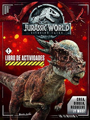 Jurassic World. El reino caído. Libro de actividades