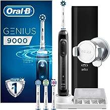 Oral-B Genius Pro 9000 Şarj Edilebilir Diş Fırcası, Siyah