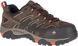Moab 2 Vapor Comp Toe Work Shoe Men's