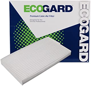 ECOGARD XC10303 Premium Cabin Air Filter Fits Nissan Sentra, Juke, Leaf, Cube