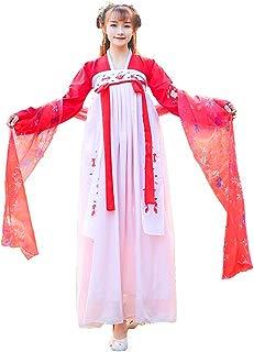 Ez-sofei Women's Ancient Chinese Traditional Costume Hanfu Fairy Dress