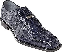 Belvedere Chapo Genuine Hornback Crocodile Oxford Shoe