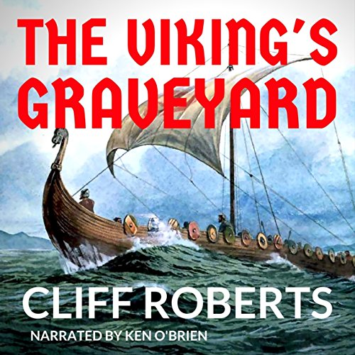 The Viking's Graveyard audiobook cover art