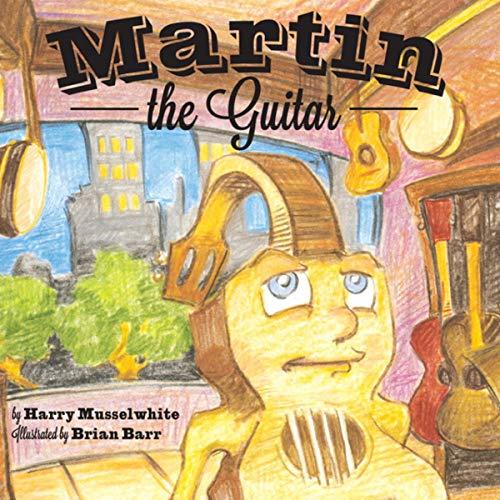 Martin the Guitar Titelbild
