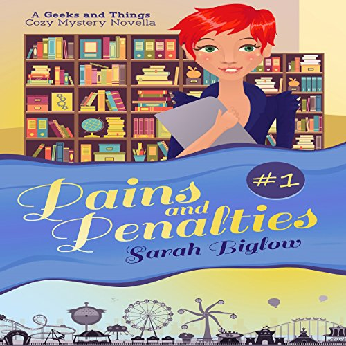Pains and Penalties audiobook cover art