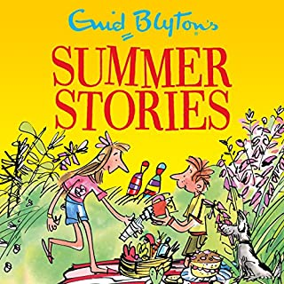 Enid Blyton's Summer Stories cover art