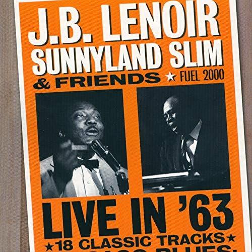 J.B. Lenoir & Sunny Land Slim