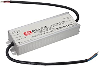 LED Driver 60W 12V 5A CLG-100-12 Meanwell AC-DC Switching PS CLG-100 Series MEAN WELL C.C+C.V Power Supply