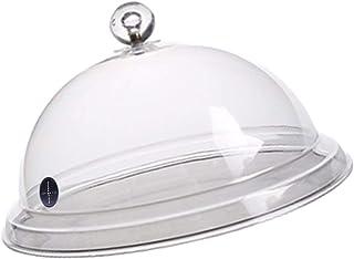 Primlisa Smoking Bell Smoking Dome, 【2021】 Afdekking voor Smoking Gun 21/26/31 cm deksel voor borden, schalen en glazen, r...