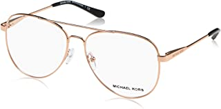 79f9e21298 Michael Kors Eyeglasses Procida MK3019 MK 3019 1116 Rose Gold Optical Frame  56mm