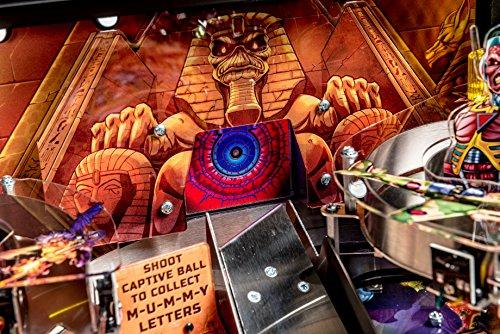 Stern Pinball Iron Maiden Legacy...