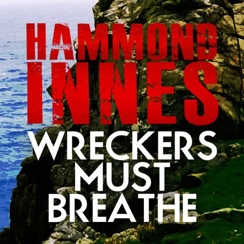 Wreckers Must Breathe audiobook cover art
