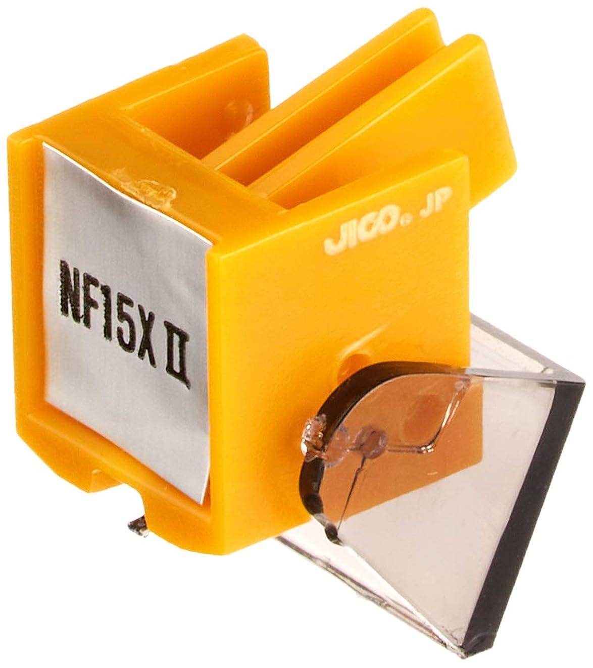 クレデンシャルポジティブスピリチュアルJICO レコード針 Ortofon NF-15X/Ⅱ用交換針 丸針 242-NF15X/Ⅱ