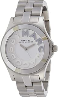 Marc by Marc Jacobs Quartz Movement For Women, Stainless Steel band MBM3173
