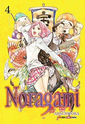 Noragami VOL. 4