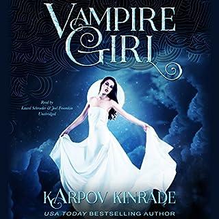 Vampire Girl audiobook cover art