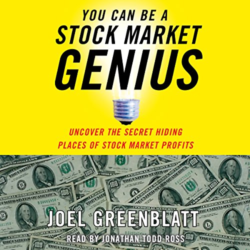 You Can Be a Stock Market Genius cover art