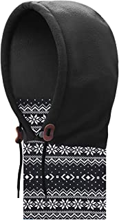 TRIWONDER Fleece Balaclava Face Mask for Cold Weather Ski Mask Winter Hat Neck Warmer Full Face Cover Cap for Men & Women