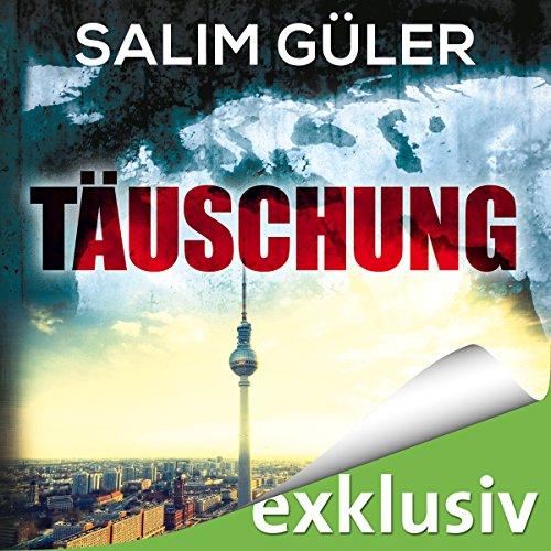 Täuschung audiobook cover art