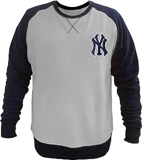 GuAiRo Mens Yankees Comfortable Active Long Sleeve Sweatshirt