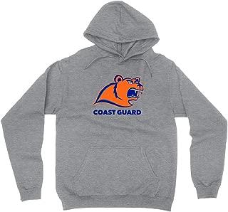 Official NCAA United States Coast Guard Academy Alumni Association Bears - PPUSCGAAA01 Mens/Womens Boyfriend Hoodie