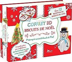 coffrte biscuit Noël