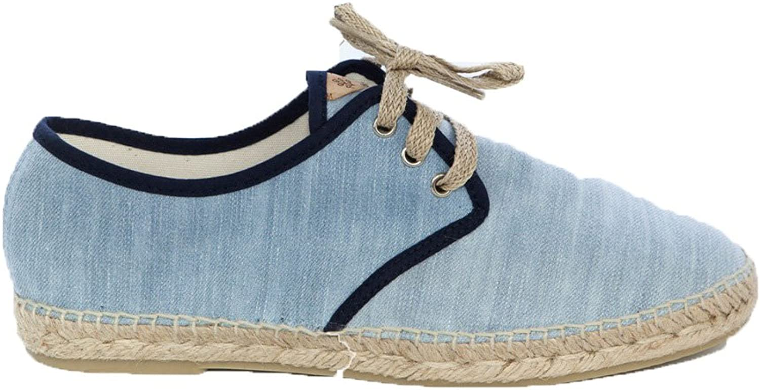 Slowers Men's Jovc642 Espadrilles, bluee (Jeans), 8 UK