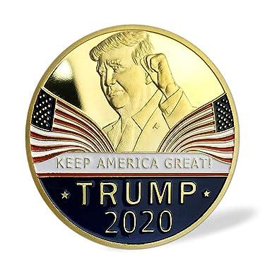 blinkee 2020 Donald Trump Keep America Great Eagle Coins