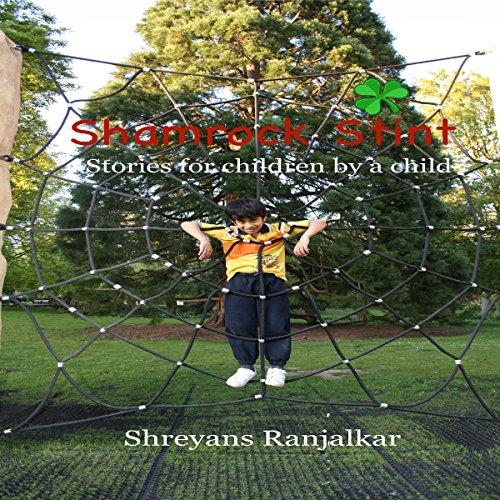 Shamrock Stint audiobook cover art
