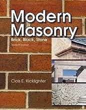 Best modern masonry 7th edition Reviews