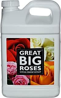 organic liquid rose fertilizer