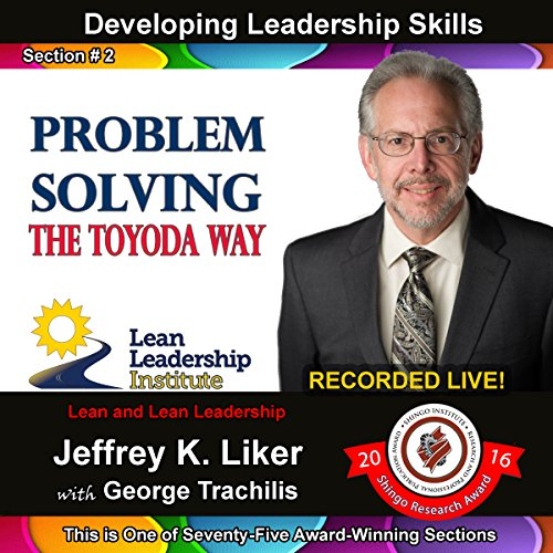 Developing Leadership Skills 02: The Toyoda Way audiobook cover art