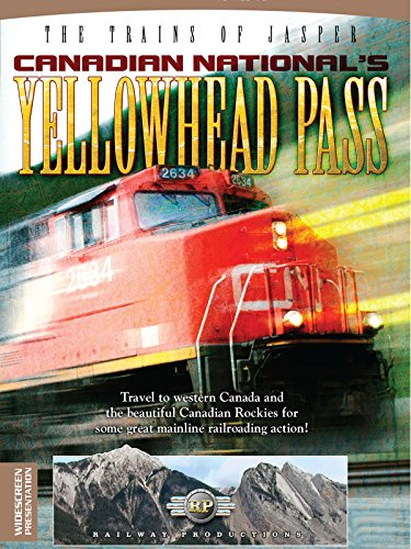 The Trains of Jasper-Canadian National