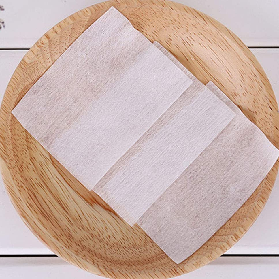 南東レポートを書く不確実DC 不織綿パッドクレンジング綿使い捨てクレンジングタオル箱入り150枚