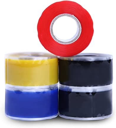 "MOCAP Gray Lot Of TPE-X10G X-Treme Tape 10` Roll 1/"" Wide 4"
