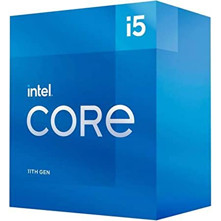 インテル CPU BX8070811400F シール付き Corei5-11400F 6コア 2.60 GHz LGA1200 5xxChipset 65W 【日本正規流通品】