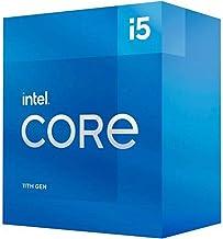 Intel Core i5-11600K Desktop Processor 6 Cores up to 4.9 GHz Unlocked LGA1200 (Intel 500 Series & Select 400 Series Chipse...