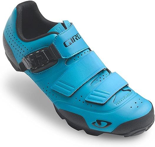 Giro Privateer R MTB, Chaussures de VTT Homme, MultiCouleure (bleu Jewel 000), 41 EU