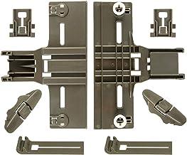 8 Packs UPGRADED W10350376(2) W10195840(2) W10195839(2) W10508950(2),Dishwasher Top Rack..